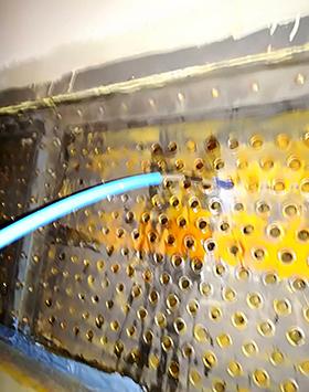 发电厂空冷器清洗