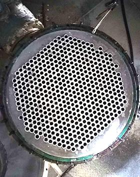 化工厂加热器清洗