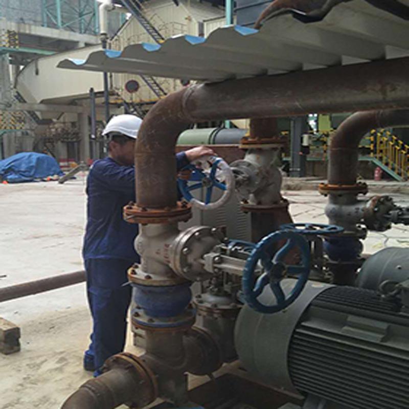导热油锅炉清洗技术分析