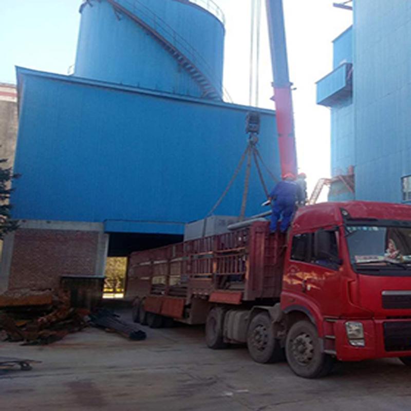 佳木斯鹤岗热电厂锅炉清洗